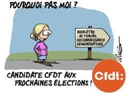 La CFDT, une centrale syndicale dite «réformiste»